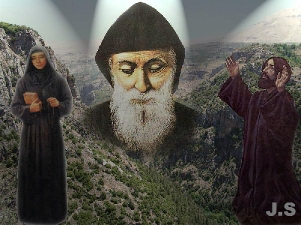 Святой Шарбель. Gallery of expressing Saint Sharbel (Charbel)